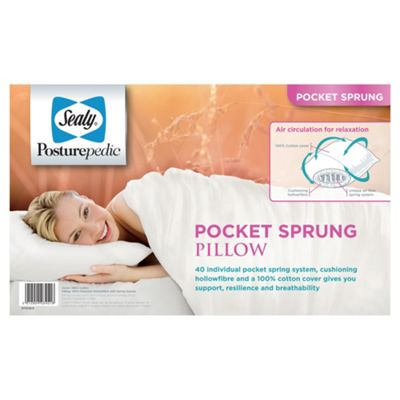 Sealy Pocket Sprung Pillow