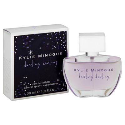 Kylie Minogue Dazzling Darling Eau De Toilette Spray 30ml