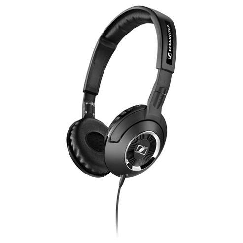Sennheiser On-Ear Stereo Headphones with Dynamic Bass Response HD219