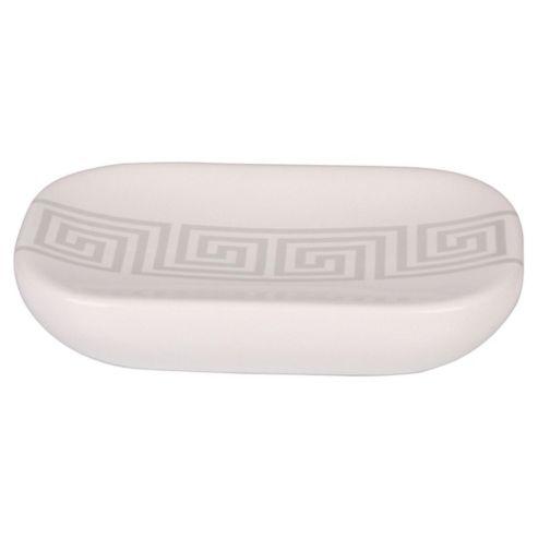 F+F Home Celtic Squares Soap Dish