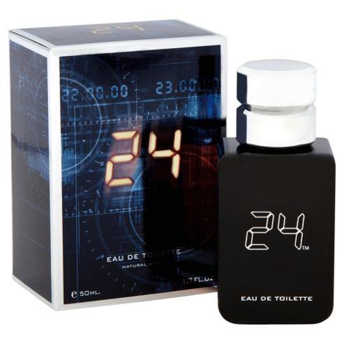 24 The Fragrance Eau De Toilette Spray 50ml