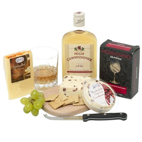 Fathers Day Whisky & Cheese