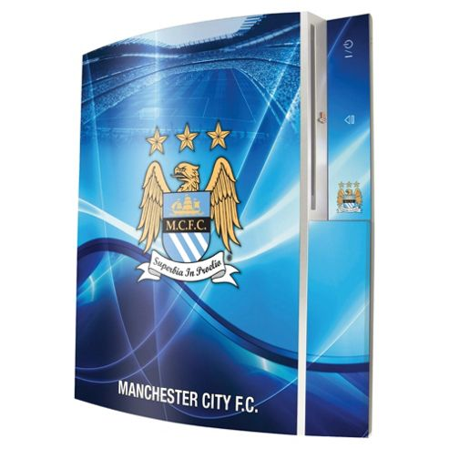 Intoro Manchester City PS3 Skin