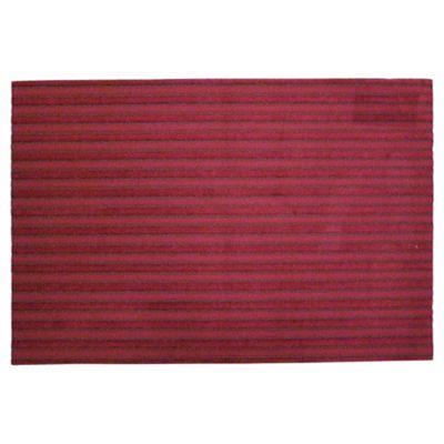 Primeur Paris Barrier Doormat, Red 60x80cm