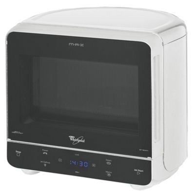 Whirlpool Max 35 13L Solo Microwave White