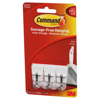 Command Utensil Hooks