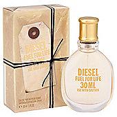 Diesel Fuel for Life Eau de Parfum Natural Spray 30ml
