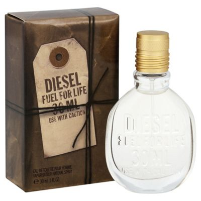 Diesel Fuel For Life For Him Eau De Toilette Spray 30ml