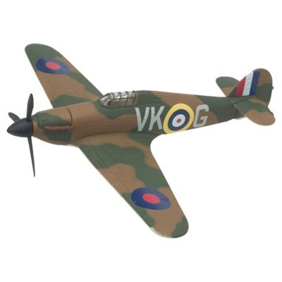 Corgi Toys Wb99632 Hawker Hurricane Mki - No.238 Sqdn, Raf, 1940 1:72 Scale Die Cast Aircraft