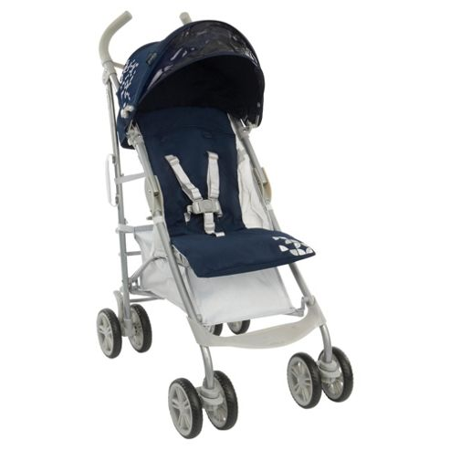 Graco Nimbly Pushchair And Raincover, Scuba