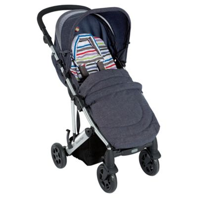 Mamas & Papas Luna Pushchair - Denim