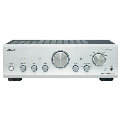 Onkyo A9377 Amplifier (Silver)