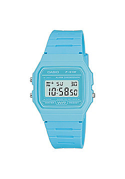 Casio Blue Retro Digital Watch