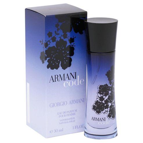 Giorgio Armani Code Eau De Parfum Spray 30ml