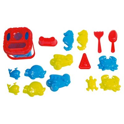 Tesco Sand Bucket Set