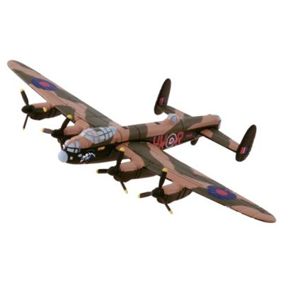 Corgi Toys Cs90586 Battle Of BBMF Avro Lancaster Die Cast Aircraft