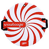Snow Boogie Air Disc Foam Saucer Sledge