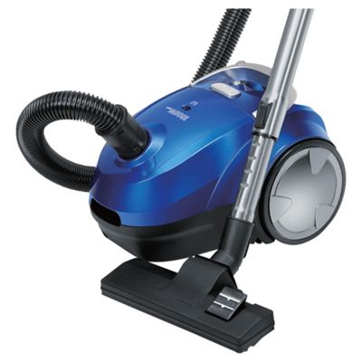 Tesco VCBD1611 Bagged Cylinder Vacuum Cleaner