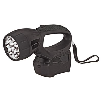 Pure 18V LED Torch Black