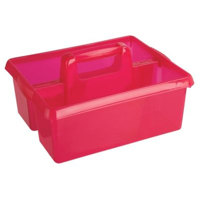 Pink Utility Caddy