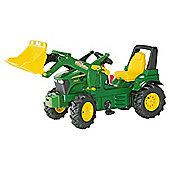 John Deere 7930 Tractor with Frontloader, Pneumatic Tyres, Brake & Gears