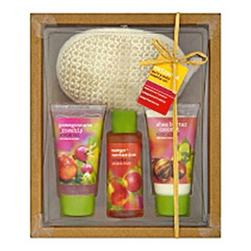 Tesco Extracts Bath And Body Pamper Set