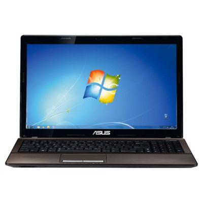 ASUS K53E-SX963V Laptop (Intel Core i5-2430, 4GB RAM, 640GB HDD, 15.6