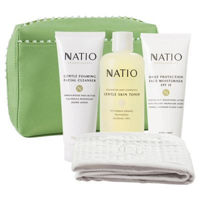 Natio 3 Step Facial