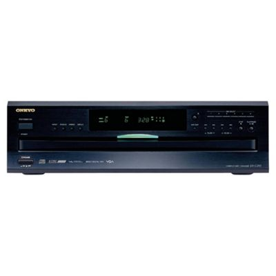 Onkyo Dxc390 6 Disc Cd Player (Black)