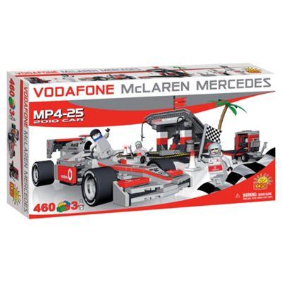 Cobi Mclaren 460 Piece F1 Racing Car & Pitstop