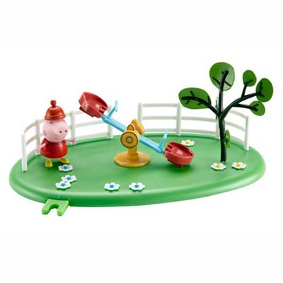 Peppa Pig Playtime Fun Playset- Assortment – Colours & Styles May Vary