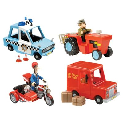 Postman Pat Vehicle Assortment