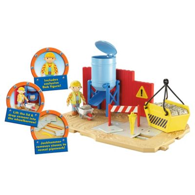 Bob the Builder Get to Work Playset