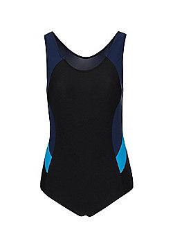 Mountain Warehouse Maya Womens Swimsuit - Blue