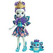Enchantimals Patter Peacock Doll