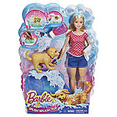 Barbie Shake N Splash Pup Doll