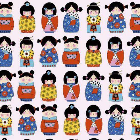 Gift Wrap - Suki & Friends