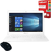 "ASUS Vivobook E402NA 14"" Laptop Intel Celeron N3350 4GB 32GB Win10 with Internet Security & Mouse"