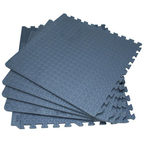 Interlocking Cushioned 6 Floor Mats