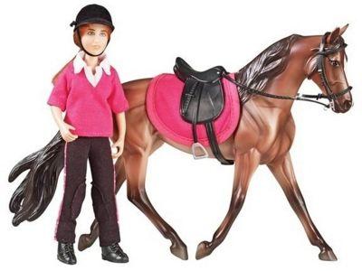Abigail - English Rider and Accessory Set