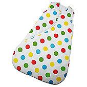 Koo-Di Baby Sleepsac 0-3 Months, Polka Dot