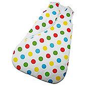 Koo-Di Baby Sleepsac 3-9 Months, Polka Dot