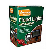Mains Powered PIR Security Flood Light with 150W Sensor