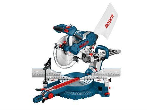 Bosch GCM 10SD Sliding Mitre Saw 1800 Watt 110 Volt