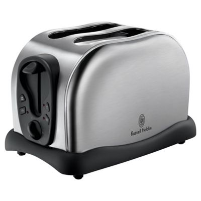 Russell Hobbs PIK201200027 2 Slice Toaster - Silver
