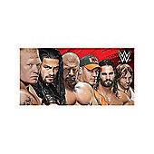 WWE Line Up Beach Towel