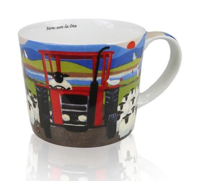 Thomas Joseph Single Mug, Form Ewe La One