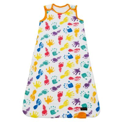 By Carla Baby Sleeping Bag 1.0 Tog Playtime 6-18 Months, Print