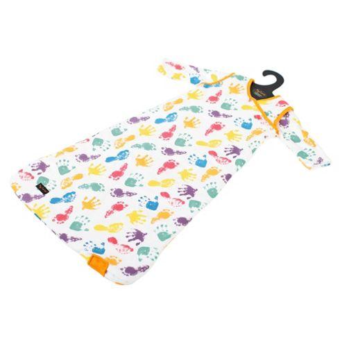 By Carla Long Sleeve Baby Sleeping Bag, 2.5 Tog, Playtime, 0-6 Months