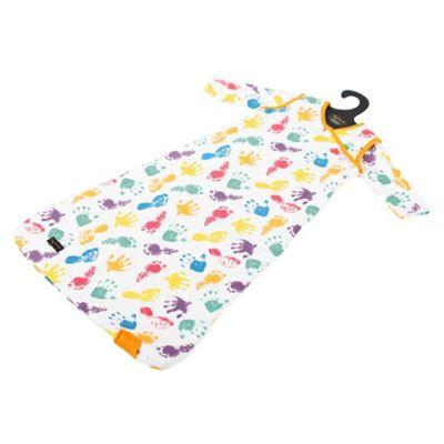 By Carla Long Sleeve Baby Sleeping Bag, 2.5 Tog, 6-18 Months, Print